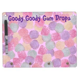 Goody Goody Gum Drops Dry erase % Keychain Holder Dry-Erase Boards