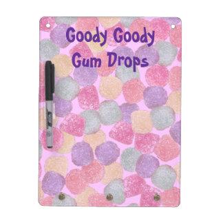 Goody Goody Gum Drops Dry Erase & Keychain Holder Dry Erase Whiteboard