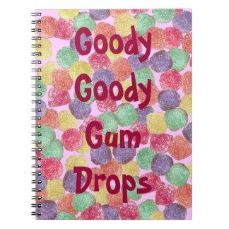 Goody Goody Gum Drops Notebook