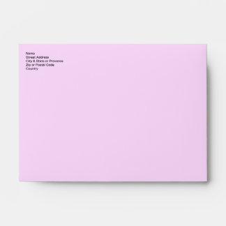 Goody Goody Gum Drops Preprinted A6 Envelope