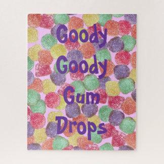 "Goody Goody Gumdrops 16"" x 20"" 520 piece puzzle"