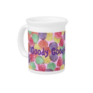 Goody Goody Gumdrops Beverage Pitchers