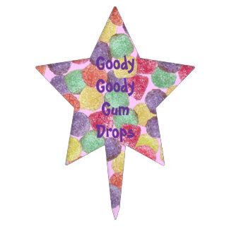 Goody Goody Gumdrops Cake Topper
