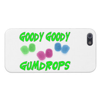 Goody Goody Gumdrops Cover For iPhone SE/5/5s