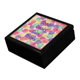 Goody Goody Gumdrops Keepsake Box