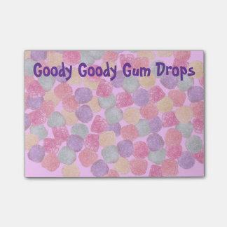 Goody Goody Gumdrops Post-it® Notes