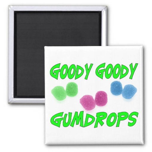 Goody Gumdrops Magnets
