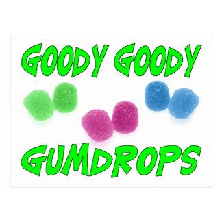 Goody Gumdrops Postcard