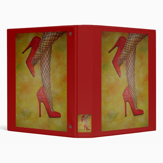 Goody Two Shoes Binder