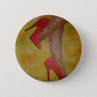 Goody Two Shoes Button