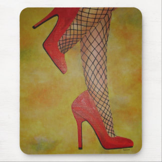 Goody Two Shoes Mouse Pad