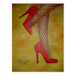 Goody Two Shoes Postcard
