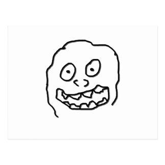 Goof DoodleNut - Postcard