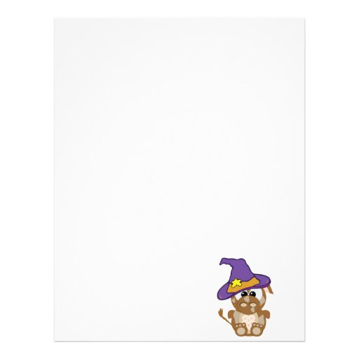 Goofkins Witchy Brown Cow Letterhead