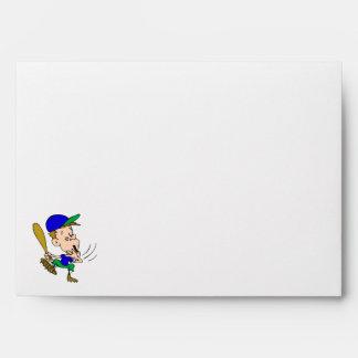 Goofy Batter Envelopes