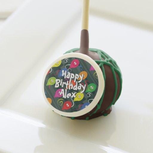 How To Make Goofy Cake Pops