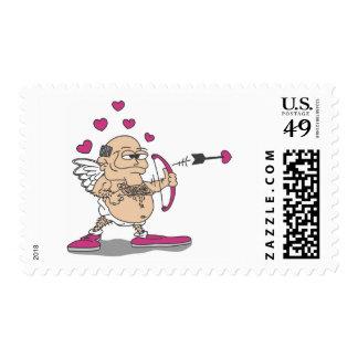 Goofy Cupid Merchandise Postage