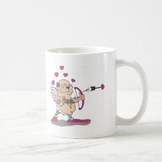 Goofy Cupid Mug