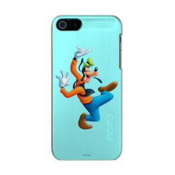 Funny Dancing Goofy Incipio Feather Shine iPhone 5/5s Case