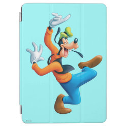 Funny Dancing Goofy iPad Air Cover