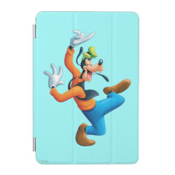 iPad mini Cover with Funny Dancing Goofy design