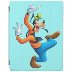 iPad 2/3/4 Cover with Funny Dancing Goofy design