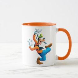 Combo Mug with Funny Dancing Goofy design