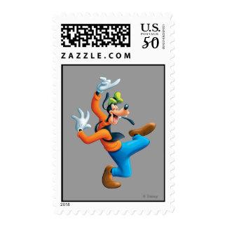 Goofy   Dancing Postage