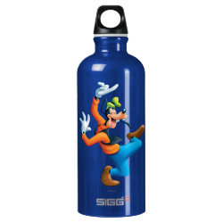 SIGG Traveller Water Bottle (0.6L) with Funny Dancing Goofy design
