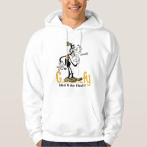 Goofy - Did I do that? Hoodie