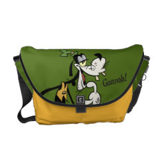 Goofy - Did I Do That? Messenger Bag at Zazzle