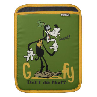 Goofy - Did I do that? Sleeve For iPads