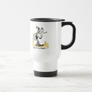 Goofy - Did I do that? Travel Mug