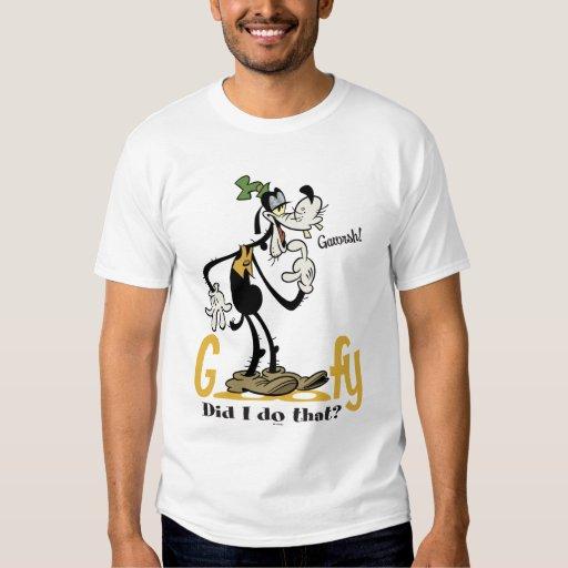 Goofy - Did I do that? Tshirt