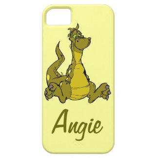 Goofy Dragon iPhone 5 Covers