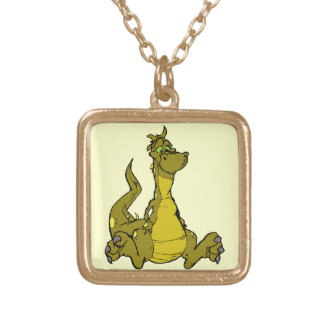 Goofy Dragon Necklace
