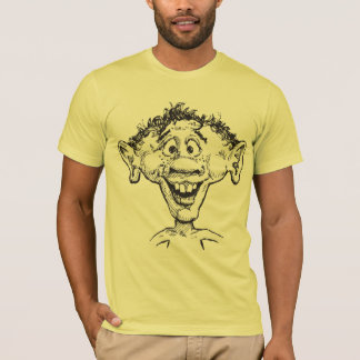 Goofy Face T-Shirt