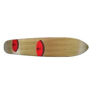 Goofy-footer Skate Board Decks