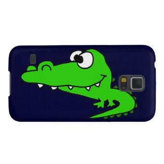 Goofy Gator Cartoon Case For Galaxy S5