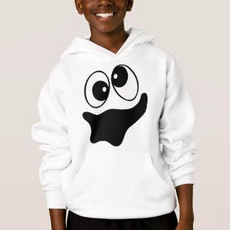 Goofy Ghost Hoodie