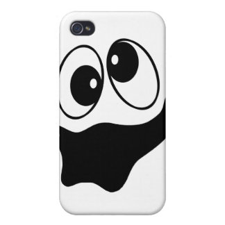 Goofy Ghost iPhone 4/4S Covers