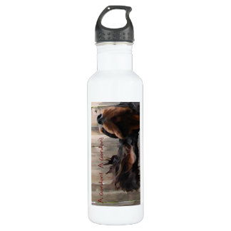 Goofy Gordon Setter Liberty Water Bottle