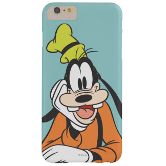 Goofy | Hand on Chin Barely There iPhone 6 Plus Case