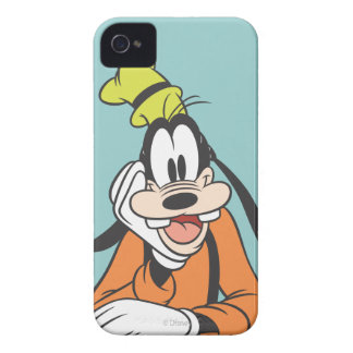 Goofy Hand on Chin iPhone 4 Cover