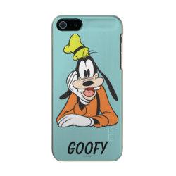 Incipio Feather Shine iPhone 5/5s Case with Classic Cartoon Goofy design