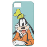 Goofy Hand on Chin iPhone 5 Covers