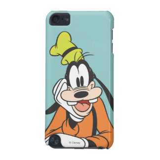 Goofy | Hand on Chin iPod Touch (5th Generation) Case