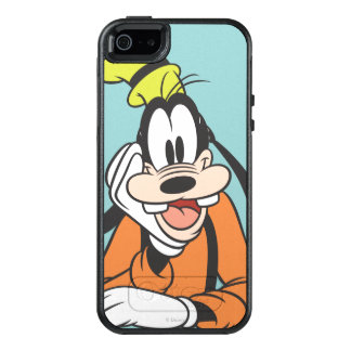 Goofy   Hand on Chin OtterBox iPhone 5/5s/SE Case