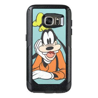 Goofy   Hand on Chin OtterBox Samsung Galaxy S7 Case