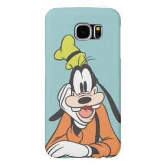 Goofy   Hand on Chin Samsung Galaxy S6 Case